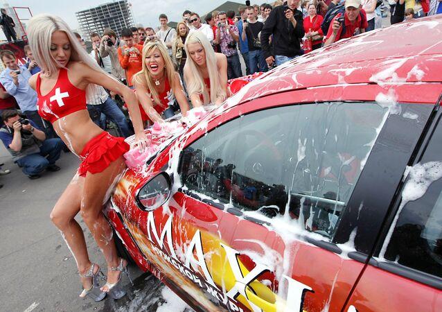 Erotic Car Washing. File photo.