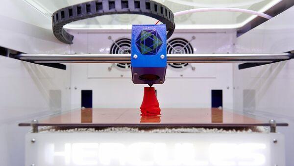 3D- printer - Sputnik International