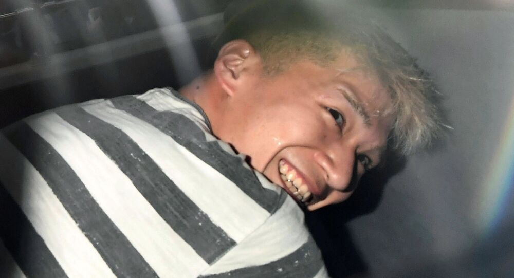 Satoshi Uematsu, Stabbed 19 People to Death in Tokyo
