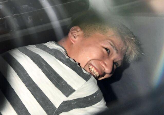Satoshi Uematsu, Stabbed 19 People to Death in Tokyo