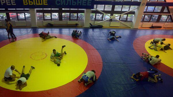 Palace of Wrestling in Moscow - Sputnik International