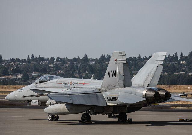 F-18C. MCAS Mirimar