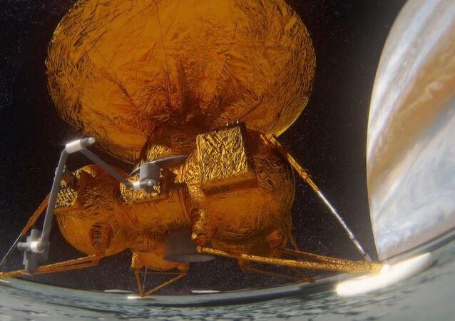 Roscosmos Plans to Explore Jupiter