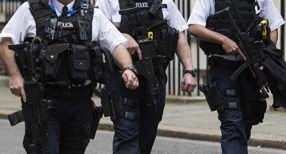 British police. (File)
