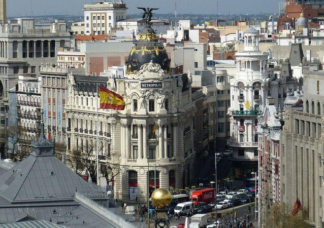Madrid view