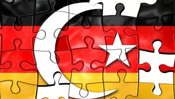 Germany, Turkey - Sputnik International