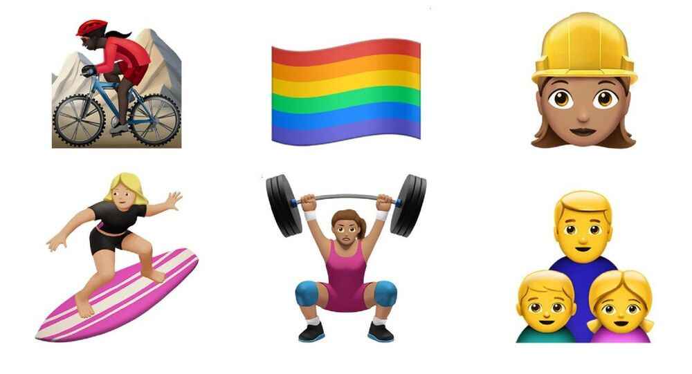 About Time! Apple to Add New Emoji's to Reflect Diversity