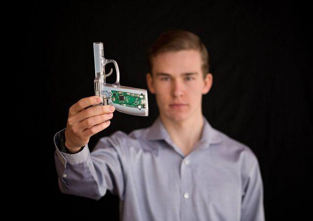'Smart gun' technology