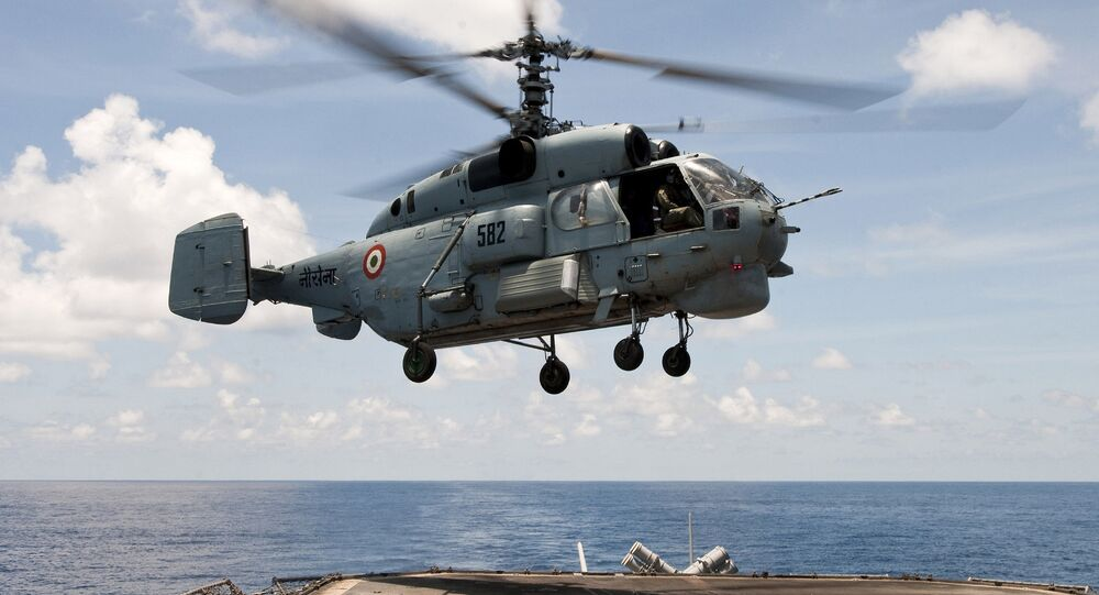 Indian Navy Kamov Ka-28