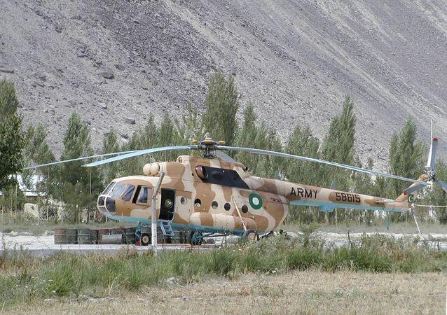 Pakistan Army Mi-17