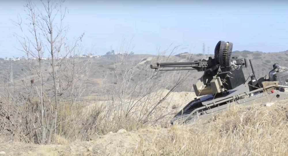 Unmanned Marine vehicle