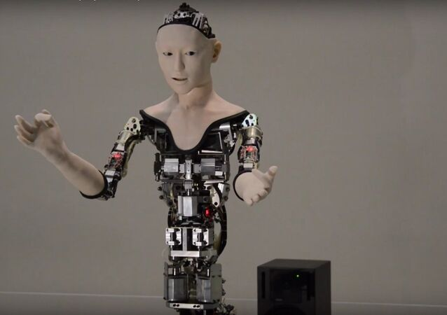 First Robot with Free Will Displayed in Japan