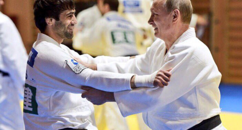 Beslan Mudranov Secures Russia S First Gold Medal In Rio 60kg Judo Video Sputnik International