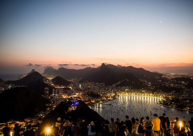 Rio de Janeiro: Sugar Loaf Mountain views
