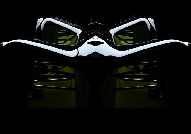The Car of the Future is here — Roborace