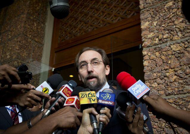 Zeid Raad Al Hussein