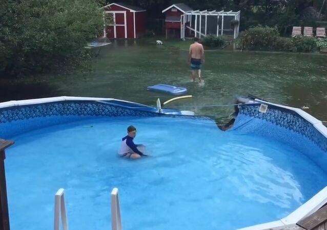 Pool Fail