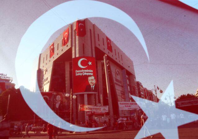 Turkish flag. (File)