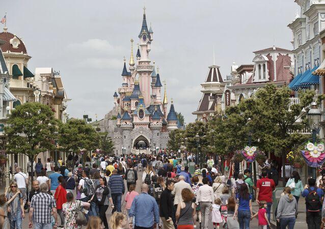Disneyland Near Paris