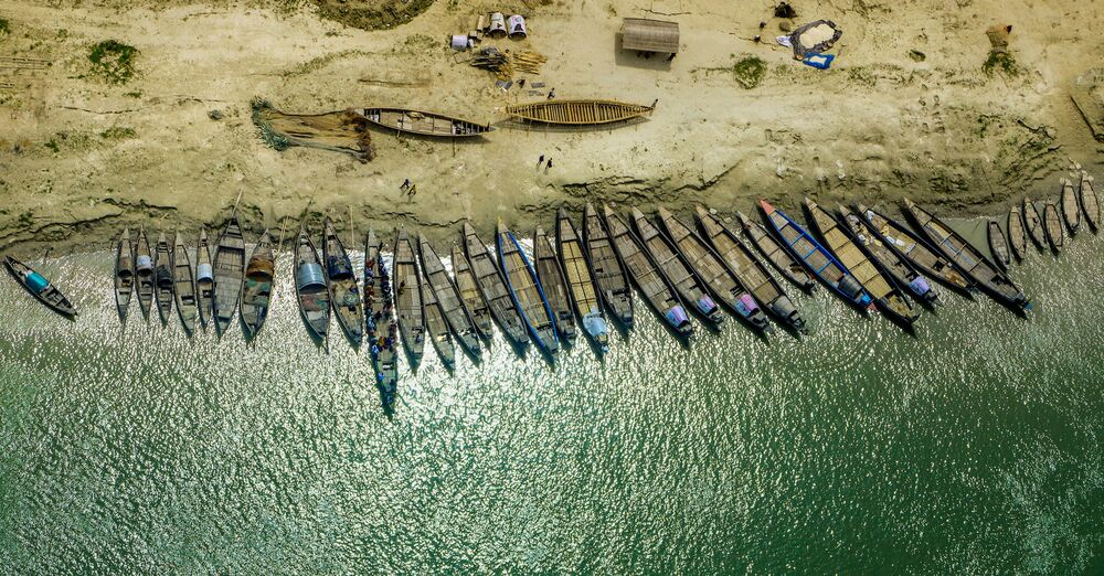 Unbelievable Beauty of Bangladesh From the Air