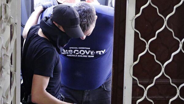 Court arrests Crimean attack suspect for two months - Sputnik International
