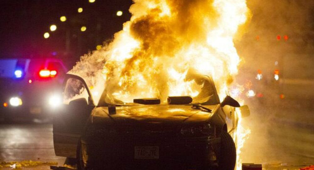 Riots Break Out in Milwaukee on Saturday August 13