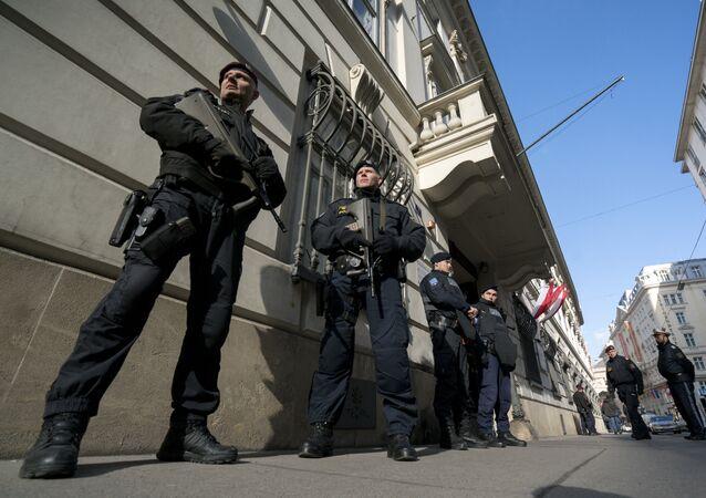 Austrian police (File)
