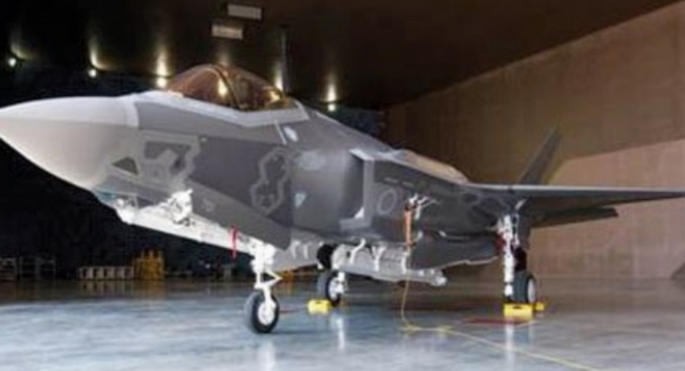 Japan's first F-35