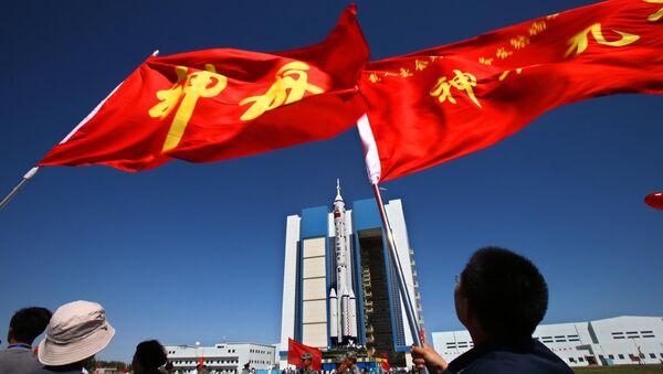 Jiuquan Satellite Launch Centre in northwest China's Gansu province - Sputnik International