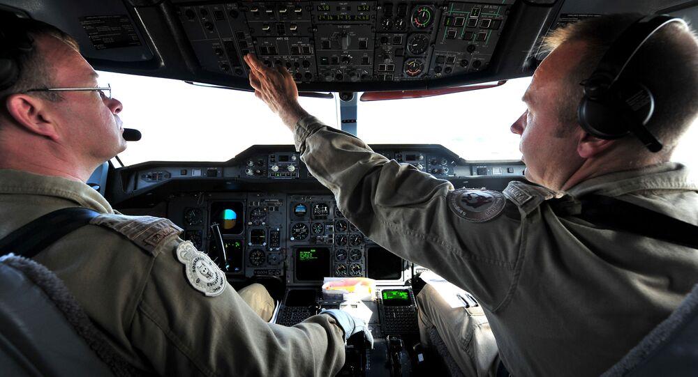 Canadians pilots. (File)