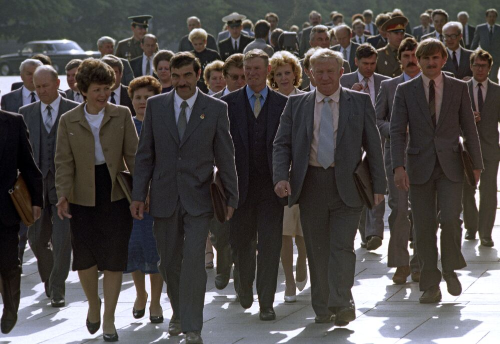 25th Anniversary of the USSR's Collapse: Perestroika in Pictures