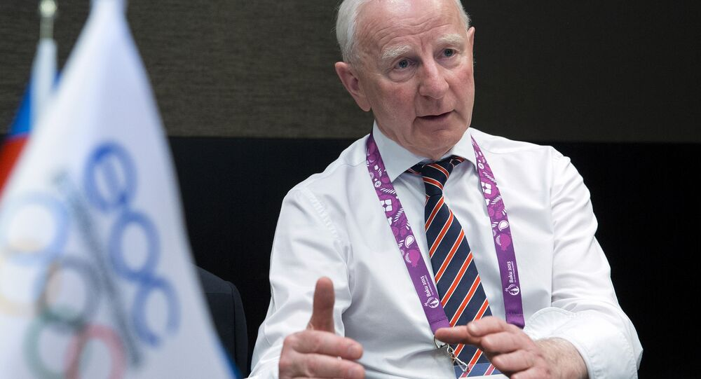 European Olympic Committee and Olympic Council of Ireland (OCI) President Patrick Hickey. (File)
