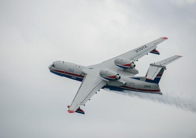 Be-200ChS multi-purpose amphibious aircraft