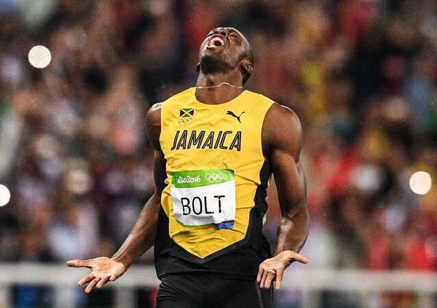 Olympics 2016. Athletics. Men. Running 200 m. Final