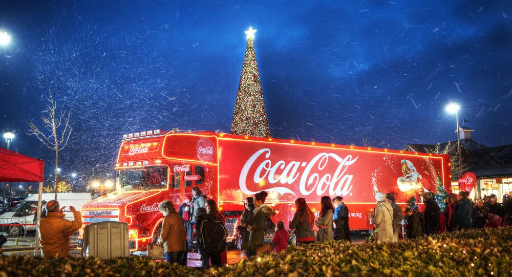 British Politician Calls for Ban of Coca Cola's Christmas Truck from City Over Obesity Concerns