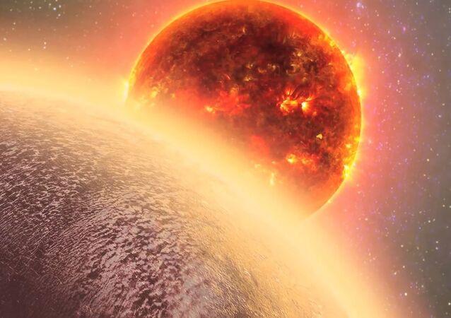 Exoplanet GJ 1132b