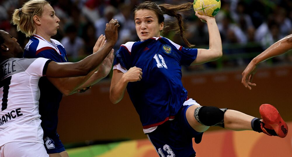 Olympics 2016. Handball. Women. The finals