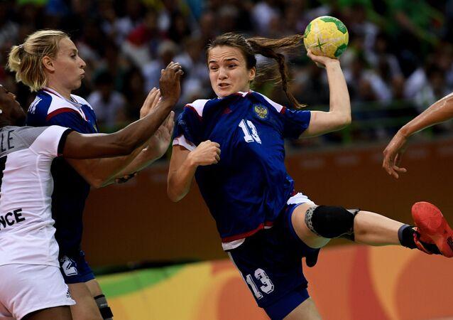 Olympics 2016. Handball. Women. The finals