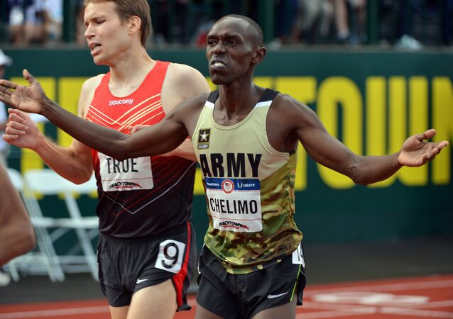 US Army Spc. Paul Chelimo earns berth in Rio Olympic Games