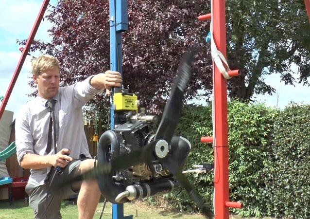 360 Swing + Paramotor