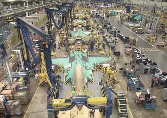 Production of the US's F-35, which analysts have criticized for being behind schedule and overpriced.