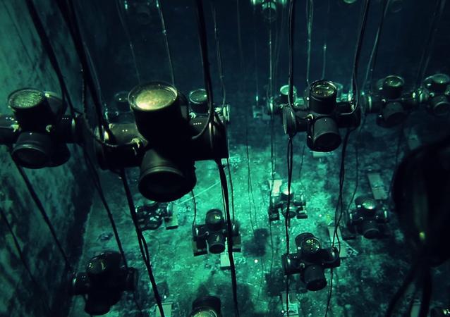 World's only multi-purpose neutrino water detector, NEVOD