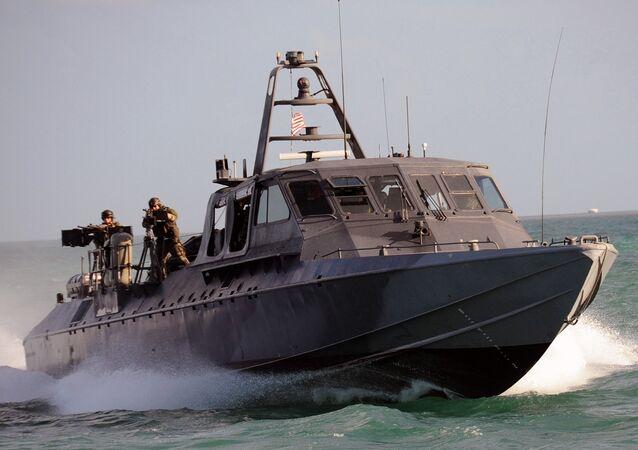 Mark V Special Operations boat