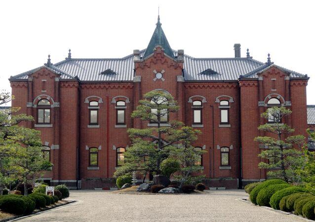 Nara Juvenile Prison in Nara, Nara prefecture, Japan
