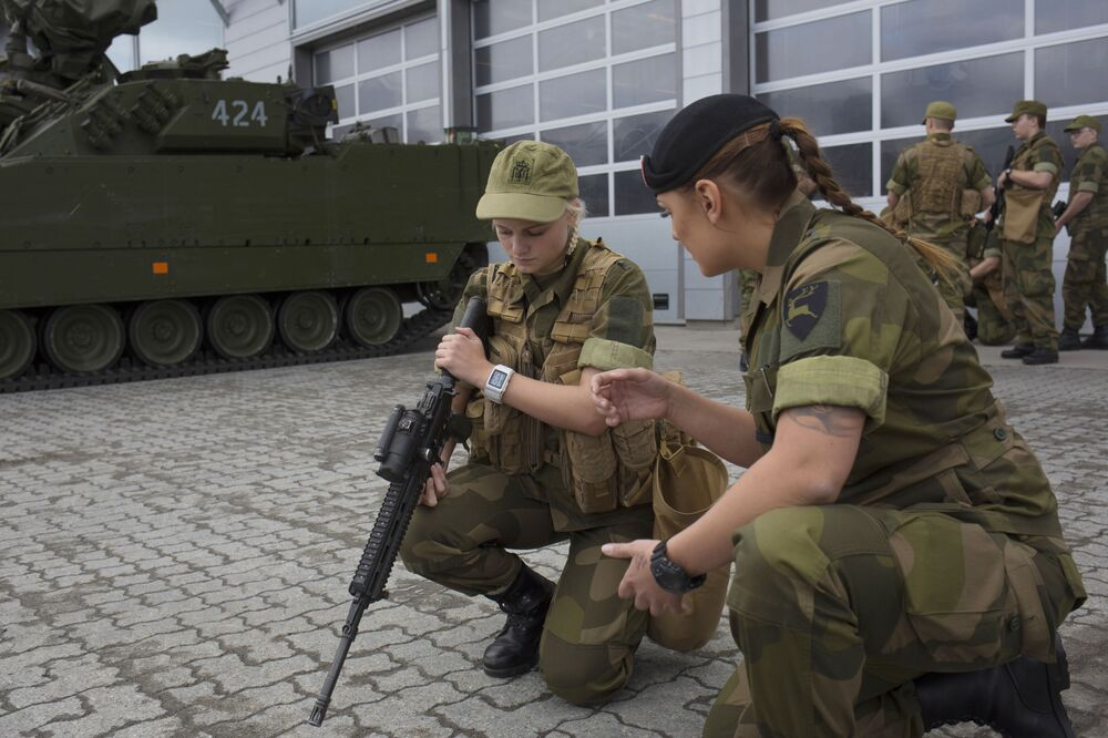 Recruiting the Best: Norway Extends Compulsory Conscription to All Citizens