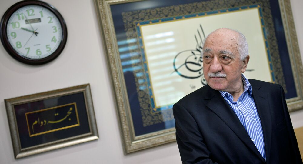 U.S. based cleric Fethullah Gulen at his home in Saylorsburg, Pennsylvania, U.S. July 29, 2016