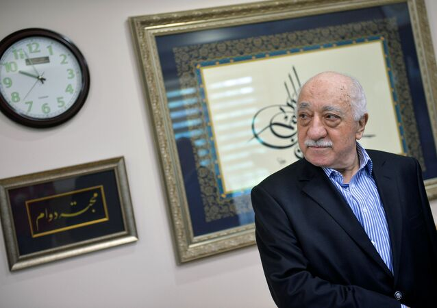 US based cleric Fethullah Gulen at his home in Saylorsburg, Pennsylvania, US July 29, 2016