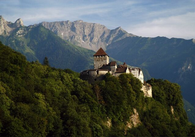 Vaduz Castle, overlooking the capital, is home to the Prince of Liechtenstein