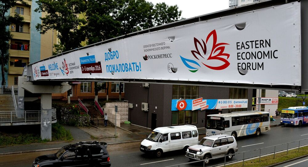 Preparations underway for Eastern Economic Forum in Vladivostok
