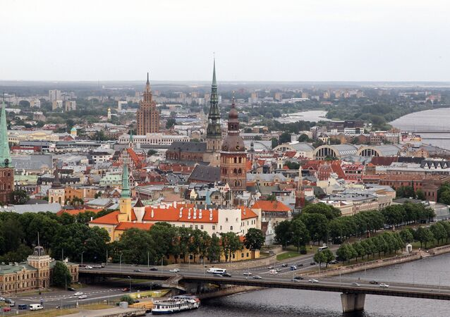 Cities of the world. Riga